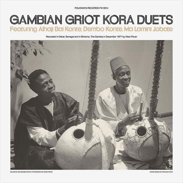 GAMBIAN GRIOT KORA DUETS (LP)