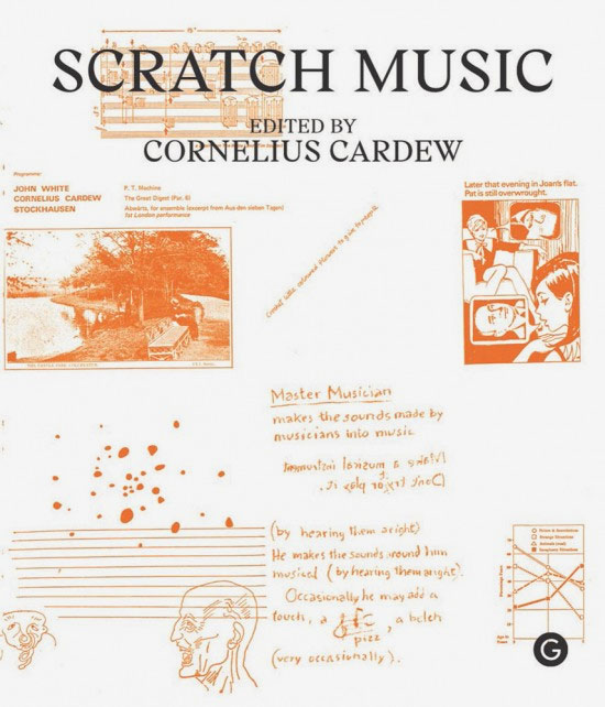 Scratch Music (Book)