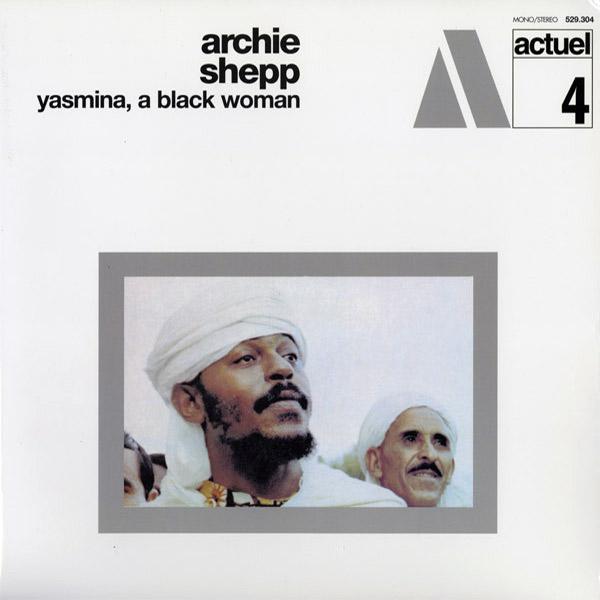 Yasmina, a Black Woman (LP)