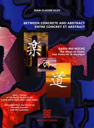 BETWEEN CONCRETE AND ABSTRACT. GAKU-NO-MICHI