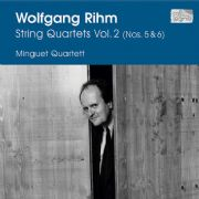 STRING QUARTETS VOL. 2 (NOS. 5 & 6)