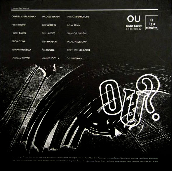 Revue OU (Cd Box)