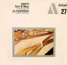 terry riley - Keyboard Study 2 / Initiative 1 (+ Systèmes)