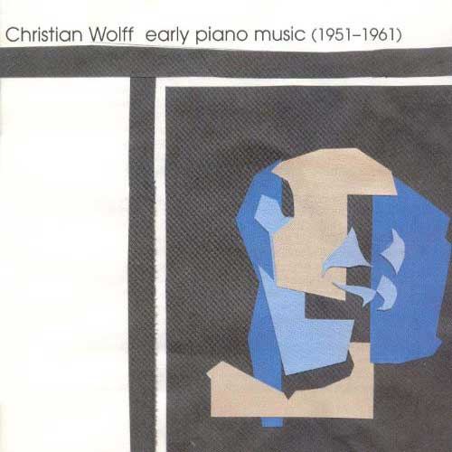 EARLY PIANO MUSIC (1951-1961)