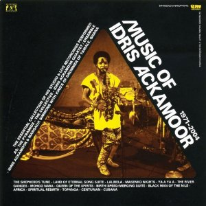 MUSIC OF IDRIS AKAMOOR 1971-2004
