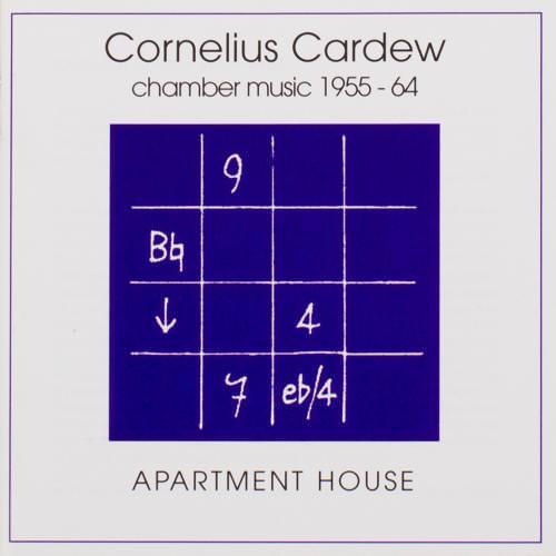cornelius cardew - Chamber Music 1955-64