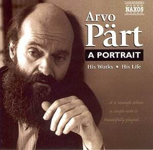 arvo part - A Portrait