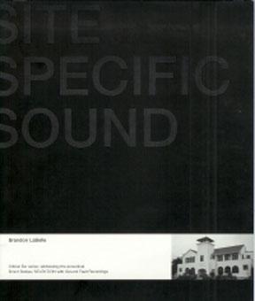 SITE SPECIFIC SOUND