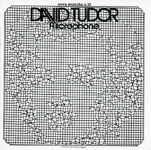david tudor - microphone