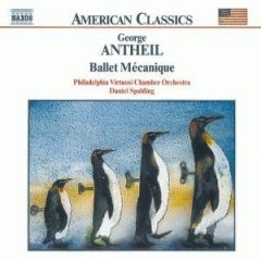 george antheil - Ballet mecanique