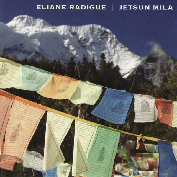 eliane radigue - Jetsun Mila (2cd)