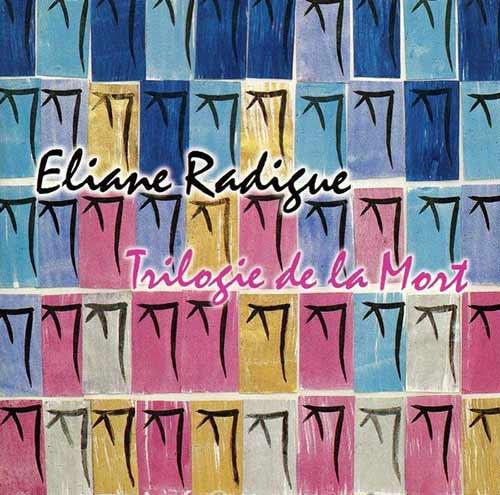 eliane radigue - Trilogie de la mort (3Cd)