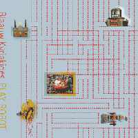 marco blaauw - yannis kyriakides   - Play robot dream