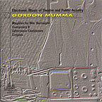 gordon mumma - Electronic music of theatre and public activity