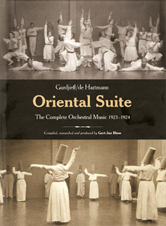 gurdjieff - Oriental suite. The complete orchestral music 1923-1924