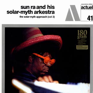 sun ra - The solar-myth approach (vol2)