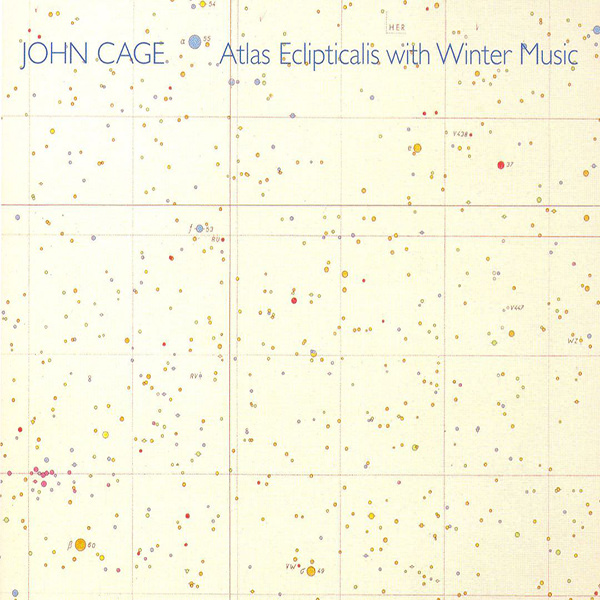 john cage - Atlas Eclipticalis With Winter Music (3Cd)