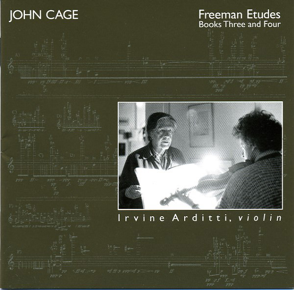 Freeman Etudes, Books Three And Four