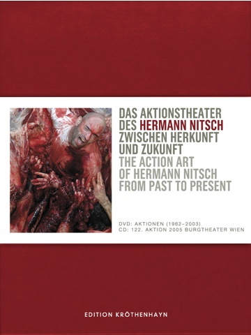 The Action Art of Hermann Nitsch from Past to Present