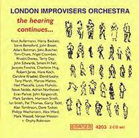 london improvisers orchestra - The hearing continues