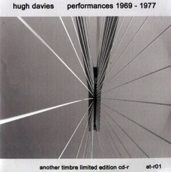 PERFORMANCES 1969-1977