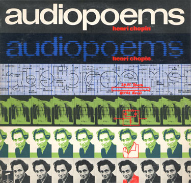 henri chopin - Audiopoems