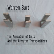 warren burt - The animation of lists and the Archytan transpositions