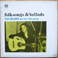 FOLKSONGS & BALLADS