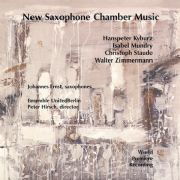 New Saxophone Chamber Music