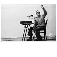 Prove di Empty Words, Milano, Teatro Lirico 1977