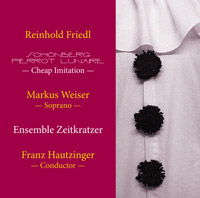 Schonberg Pierrot Lunaire -- Cheap Imitation