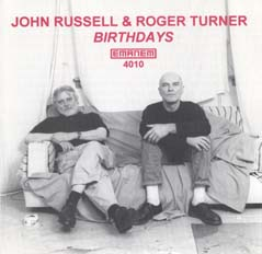 roger turner - john russell - Birthdays