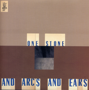 steve roden - One stone and arcs and ears
