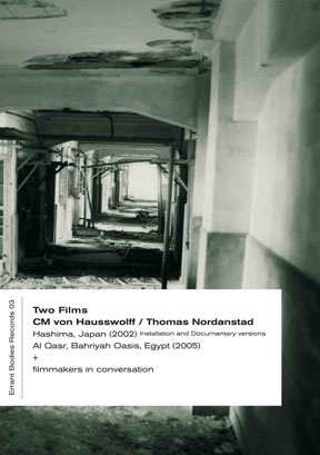 thomas nordanstad - cm von hausswolff - Two Films