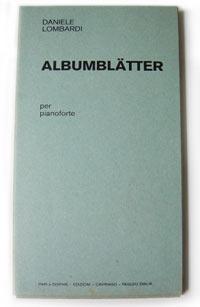 ALBUMBLATTER