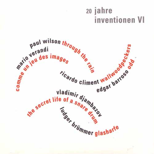 20 JAHRE INVENTIONEN VI