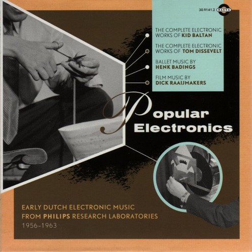 EARLY DUTCH ELECTRONIC MUSIC FROM PHILIPS