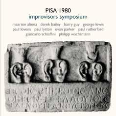 PISA 1980 IMPROVISATORS SYMPOSIUM