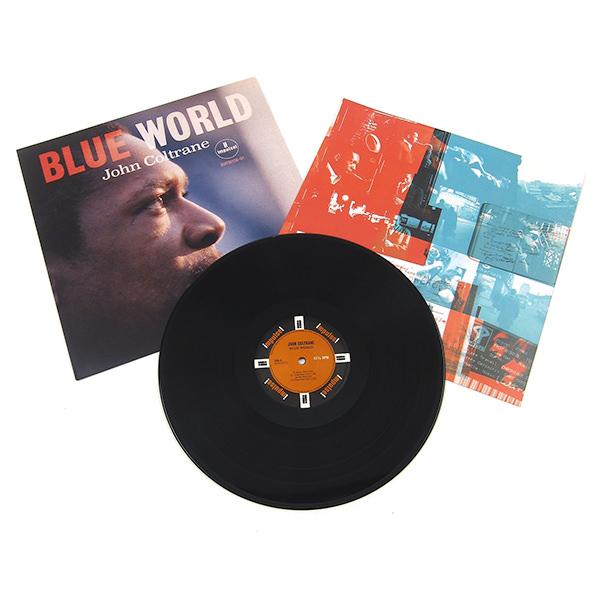 John coltrane - Blue World (LP) - Soundohm