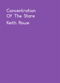 keith rowe - Concentration of the Stare