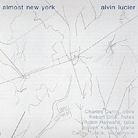 alvin lucier - Almost New York