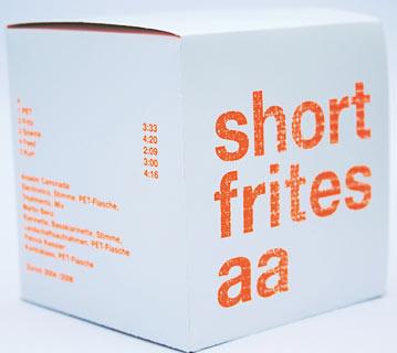 short frites a / short frites aa