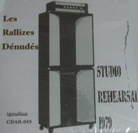 les rallizes denudes - Studio Rehearsal 1979
