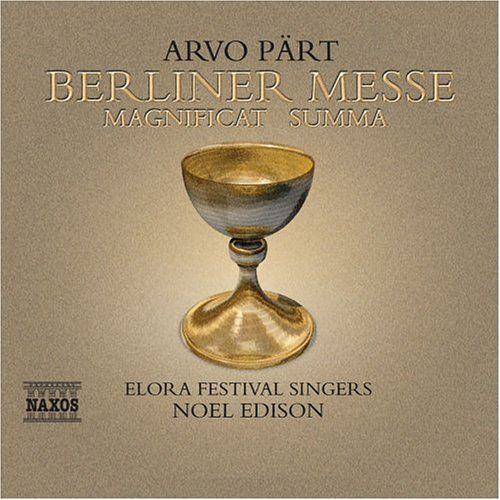 arvo part - Berliner Messe