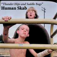 human skab - Human hips and saddle bags