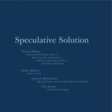 SPECULATIVE SOLUTION