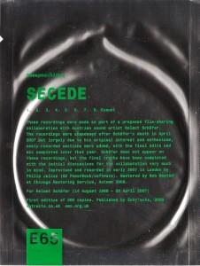 SECEDE
