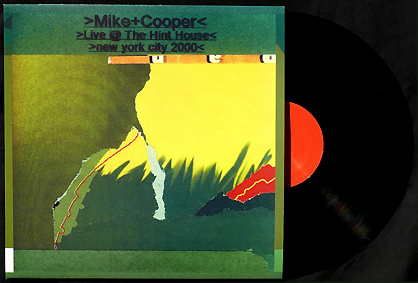 mike cooper - Live at the Hint House