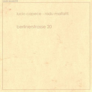 BERLINERSTRASSE 20 (2009)