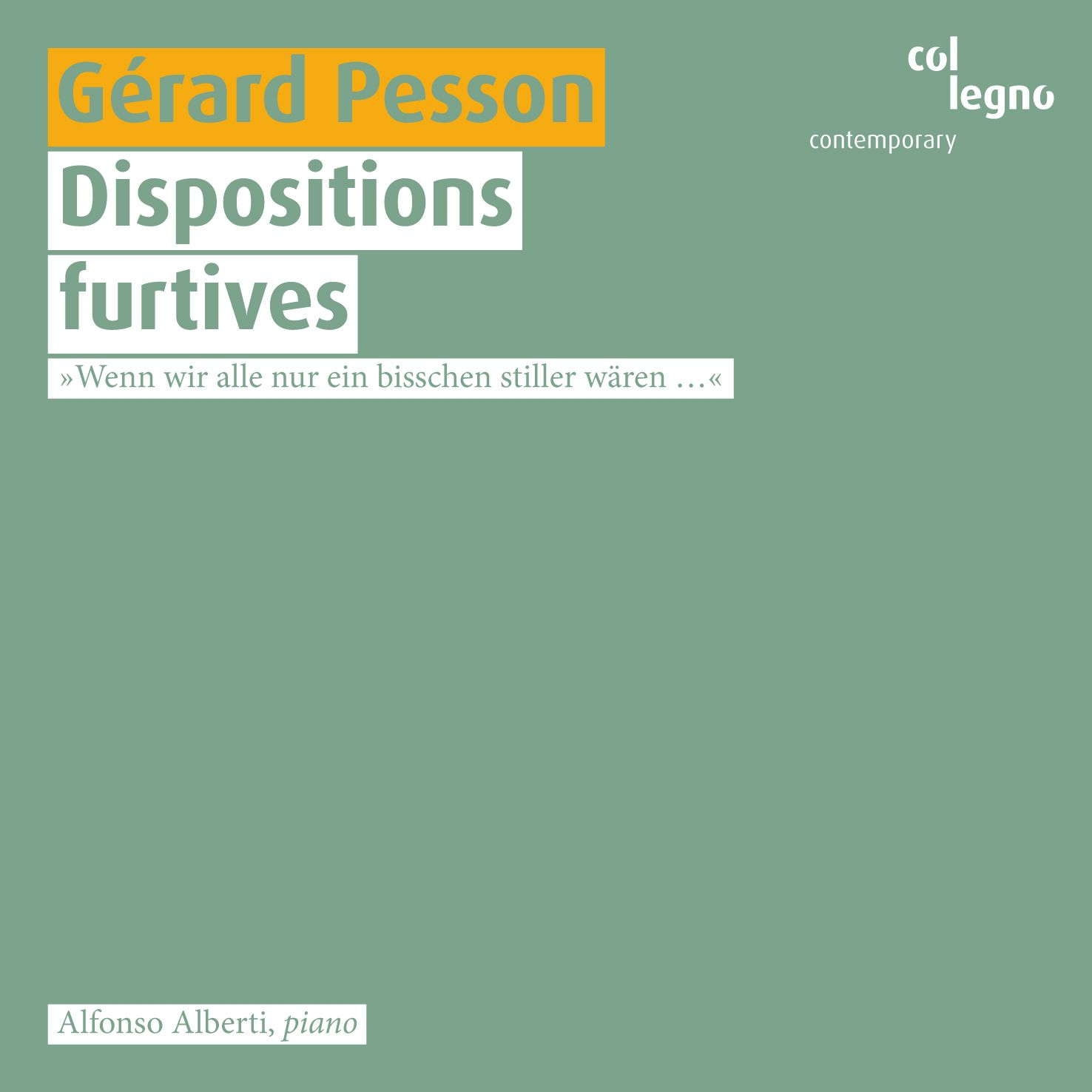 Dispositions Furtives